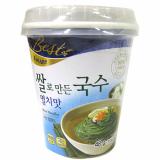 Instant Cup Noodles(Flour No.)