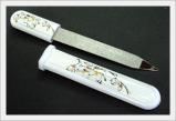 Nano-Silver Sapphire Nail File