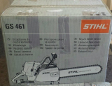 100_ Original Stihl GS 461 Concrete saw Brand new