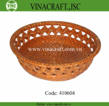 High quality rattan Basket With Lid