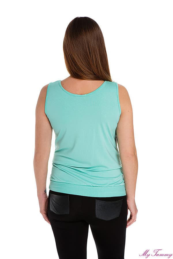 Maternity top Lizzy mint