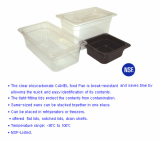 Food pan & Lids