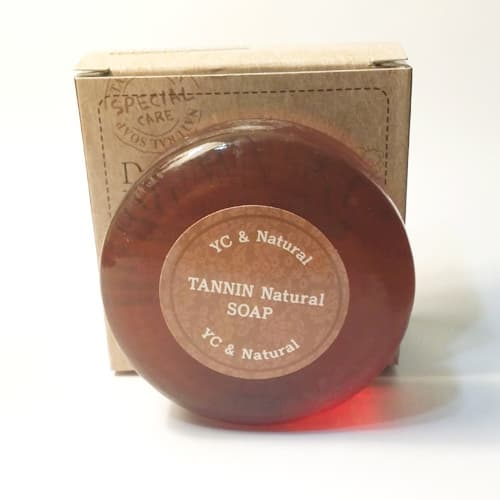 TANIN SOAP- Anti noneral tannin natural soap