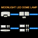 MOONLIGHT LED DOME LAMP