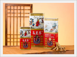 korean Red Ginseng Root