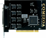 PCI DAQ - COMI-CP401 (PCI Based Digital I/O Board)