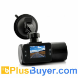 Night Vision 720P HD In-Car DVR with 2 Inch LCD Screen