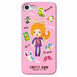 Mobile phone case korea super chu