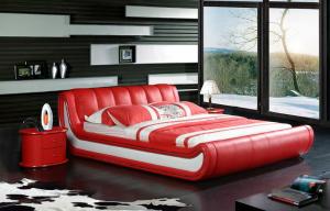 Modern bed yh b019 from yahua furniture co ltd b2b for Cheap designer furniture hong kong