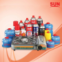 Sun Fuel gas range