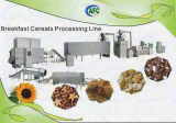 Corn Flakes (Breakfast Creals) Production Machinery