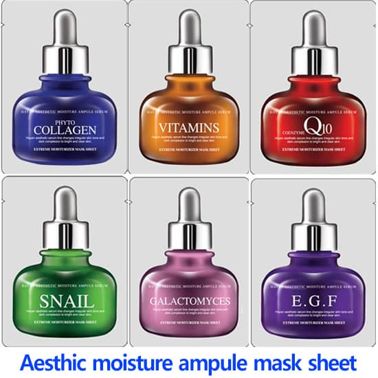 -Hayan- E-G-F_ Aesthic ampule mask sheets