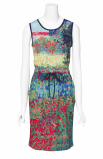 30th anniversary summer dress by CHATELAINE