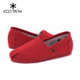 Slip-on easy shoes_Red