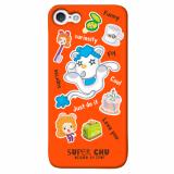 Mobile phone case korea super chu