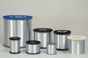 Galvanized Iron Wire, Marine cable armoring, Galvanized steel wire ...