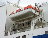 SHIP Gravity Rollertrack Davit