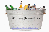 tin pail ,tin bucket,metal bucket,ice bucket