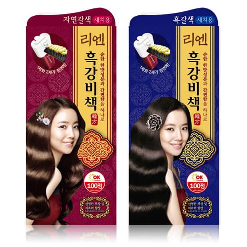 _LG Household _ Health care_ Hair Care Brand _Reen_