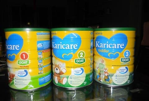 KARICARE MILK POWDER AVAILABLE AT COMPETITIVE PRICES