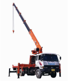 Telescopic Crane│KS2605