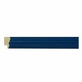 polystyrene picture frame moulding - 2055 BLUE