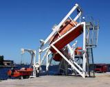 SHIP A-Frame Hydraulic Davit