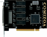 PCI DAQ - COMI-CP501 (PCI Based 82C54 Counter Board)