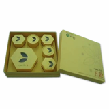 Packaging paper box for various product