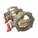 Lug Type Double Eccentric Butterfly Valve