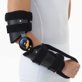 ROM Elbow Arm Brace With Dial Pin Lock DR_E011