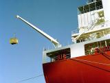 SHIP Topping boom Crane
