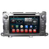 In Dash DVD for Cars Multimedia Toyota Sienna