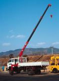 Telescopic Crane │ KS734N