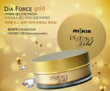 MISKIN DIAFORCE GOLD EYE_PATCH
