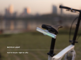 Mstick_ LED LIGHT_ bicycle light_ led sign_ gadgets_ iot