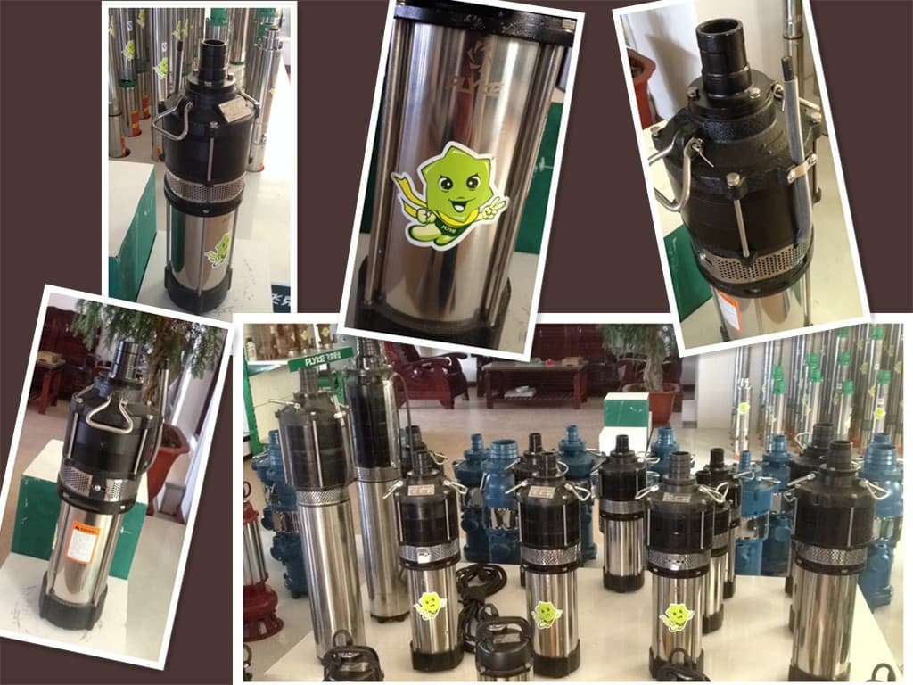 Multistage Submersible Pump