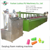 ear plug polyurethane foam production line