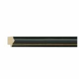 polystyrene picture frame moulding - SPJ-15BKG