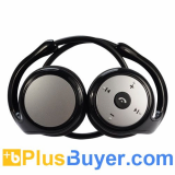 Sporty Bluetooth Stereo Handsfree Headset Earphone