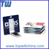 Mini Square Card 8GB Flash Drive with Free Logo Printing