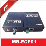 POE Over Coax Converter up to 3_280ft_IP over Coax