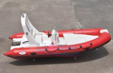 Rigid Inflatable Boat HYP520 with CE
