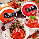 Korea Salted fish_ fermented fish_
