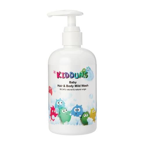 Baby Skin Care_Baby Hair _ Body Wash