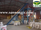 Fertilizer Floor Batching System DPHB50_300_D