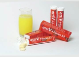 AttiV Plus _Fizzy Vitamin Tablet_ for Focus S2