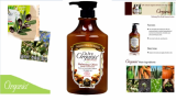 Organia Relaxing Olive Body Cleanser.