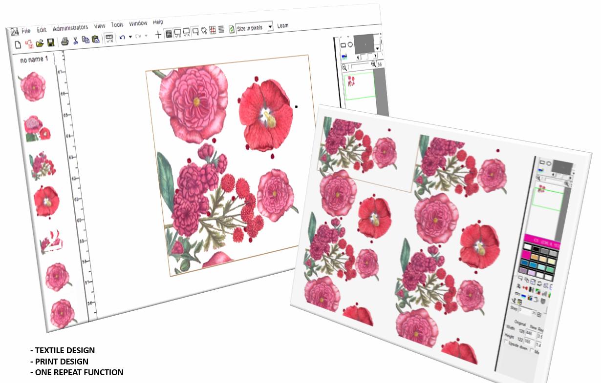Smartdesigner Fashion Textile Cad Software Tradekorea