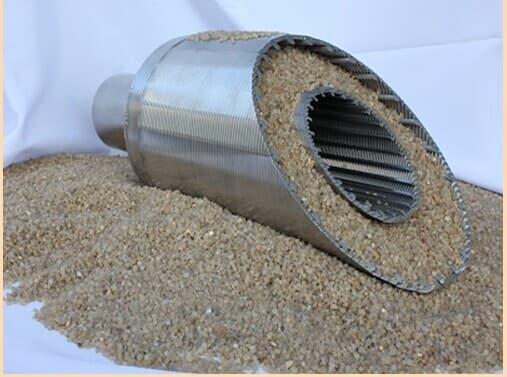 Sand Control Well Screens Tradekorea
